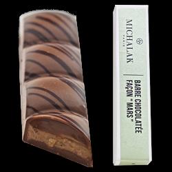 Barre Chocolatée Façon Mars