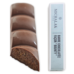 Barre Chocolatée Façon Bounty