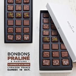 Box Bonbons Pralinés