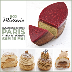 BOX PATISSERIE