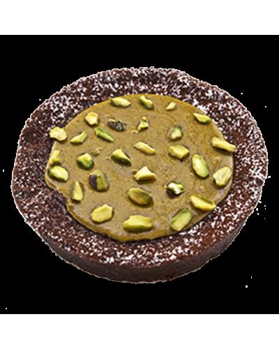 FONDANT CHOCOLAT PRALINÉ PISTACHE A Partager