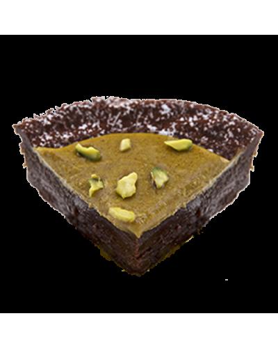 FONDANT CHOCOLAT PRALINÉ PISTACHE