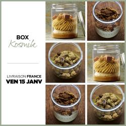 BOX KOSMIK - (LIVRAISON FRANCE VENDREDI 15 JANVIER)