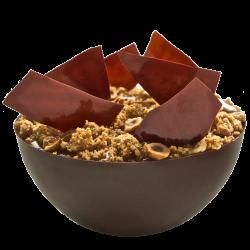 Mousse Chocolat Praliné XXL (6 personnes)
