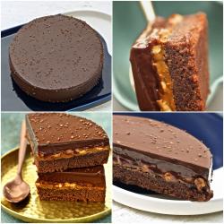 Gâteau de Voyage pour LA MAISON DU CHOCOLAT