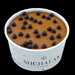 GLACE - TARTE CHOCOLAT CARAMEL