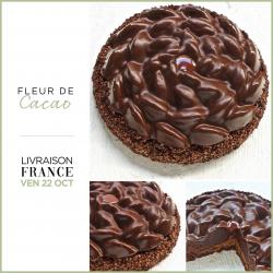 Fleur de Cacao (LIVRAISON FRANCE VENDREDI 22 OCTOBRE)
