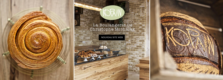 Kopain - La Boulangerie  De Christophe Michalak